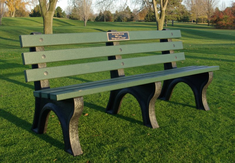 Benches National Golf Graphics