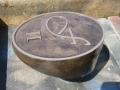 Tee Markers Cast Bronze