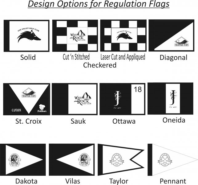 website-flag-design-options