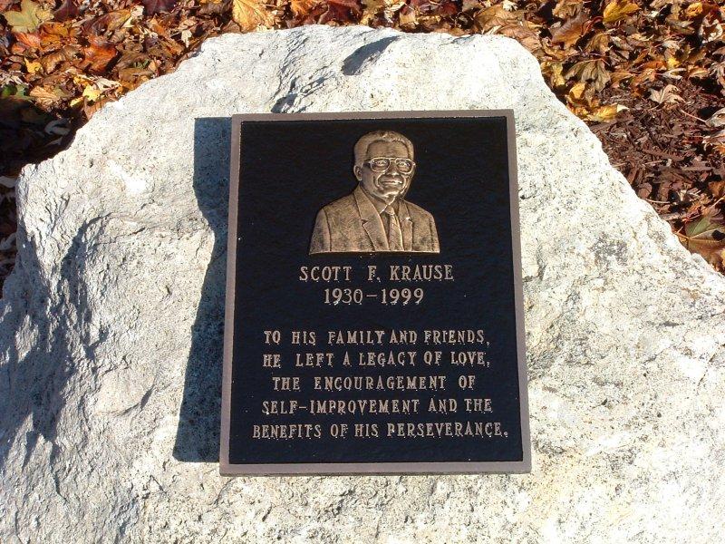 Memorials Amp Dedications National Golf Graphics