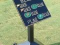 bronze-pedestal-range-yardage-marker