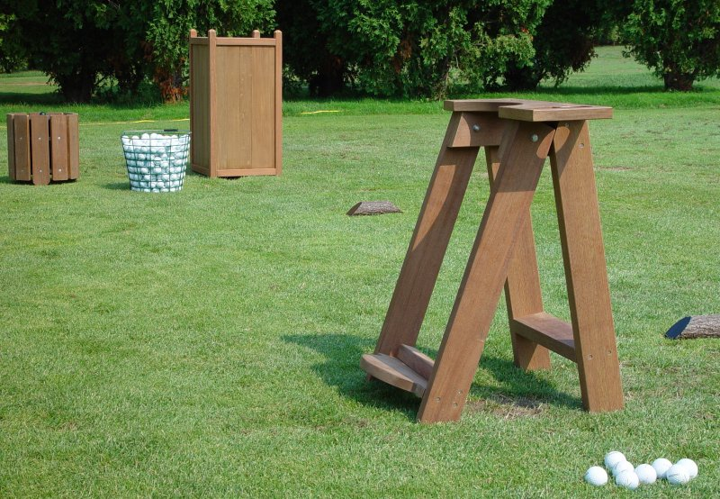 Practice Area Accessories National Golf Graphics