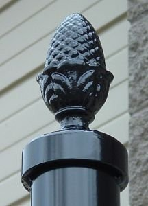 sign-components-pineapple-finial-small