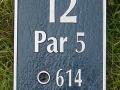 Signs Cast aluminum