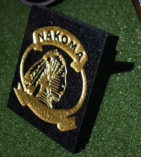 Natural Stone National Golf Graphics